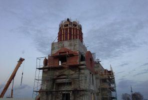 Храм в п.Федоровское